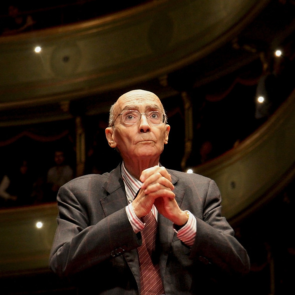 José Saramago, Writer and Nobel Laureate (2009)