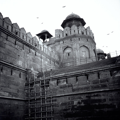 Red Fort (BW #7)