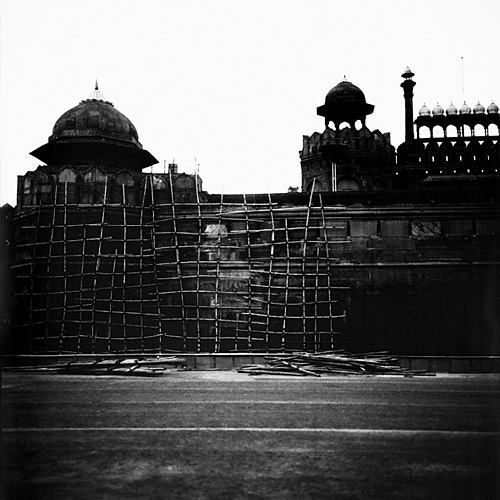 Red Fort (BW #9)