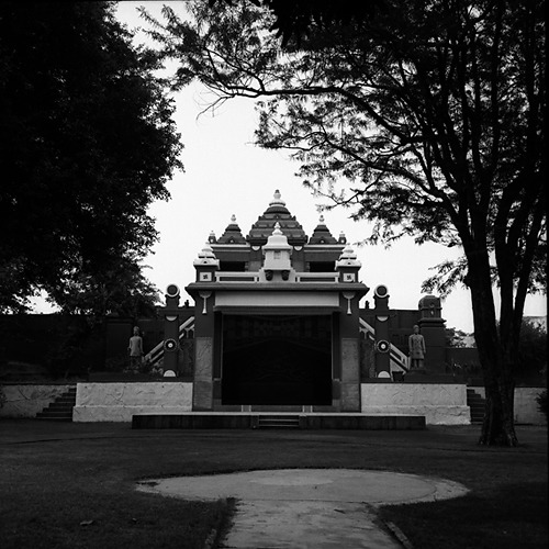 Temple (BW #7)