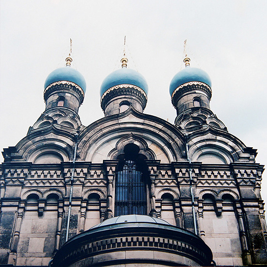 Dresden, Russian Orthodox Church #12
